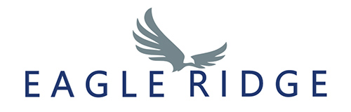 Eagle Ridge Apartments Logo, Link to Home Page